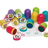 Toy - Stempelset Tiere 10 St�ck