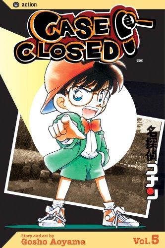 名探偵コナン コミック5巻 (英語版)