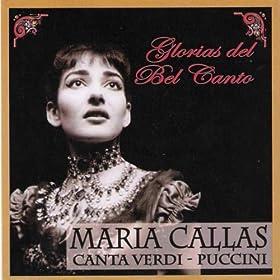 Maria callas la traviata strano - Canta casta diva ...