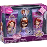 Disney Princess Sofia the First Soap & Scrub Set