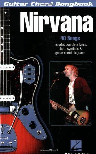 Nirvana: Guitar Chord Songbook: 40 Songs