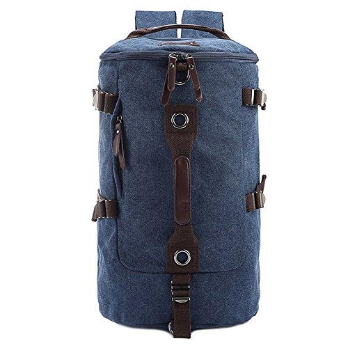 ftsucq-mens-canvas-backpack-travel-daypack-tote-bag-blue-camping-handbags