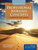 img - for By Anita Finkelman Professional Nursing Concepts: Competencies for Quality Leadership (2nd Edition) book / textbook / text book