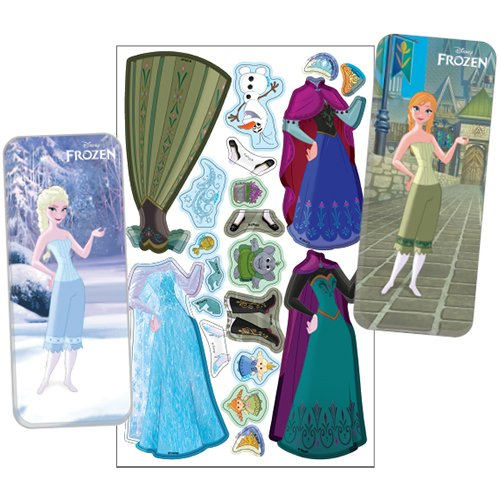 Frozen-Magnetic-Fun-Magnetic-Paper-Dolls-Arts-Crafts