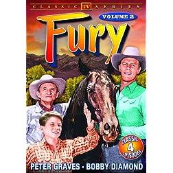Fury, Volume 2