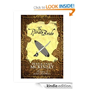 Kindle Daily Deal: The Pirate Bride (The Pirate Bride Saga), by Anna McKinley (Author), Ryan McKinley (Author), Jerry Bennett (Illustrator). Publication Date: August 23, 2011