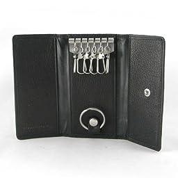 Osgoode Marley Cashmere Long Key Case (Black)