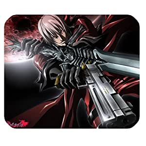 Custom Devil May Cry Mouse Pad Standard Rectangle Mousepad WP-1569