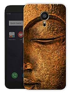"Humor Gang Buddha - God Printed Designer Mobile Back Cover For ""Meizu Mx5"" (3D, Matte, Premium Quality Snap On Case)"