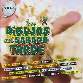 raton vaquero regaliz from the album los dibujos del sábado tarde vol