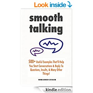 Amazon.com: Smooth Talking: (For Guys) 500+ Useful ...
