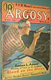 img - for ARGOSY NOVEMBER 10, 1934 VOLUME 251 NUMBER 2 book / textbook / text book