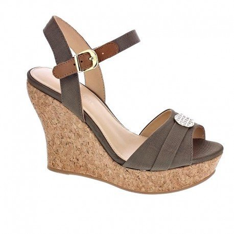 TOMMY HILFIGER Irene 10D, Women's Sandals, (TAUPE 255), (40 EU)
