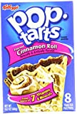 Kellogg's Pop-Tarts Cinnamon Roll, 8 ct, 14.1 oz