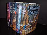 The Wheel of Time 5 Book Set: Lord of Chaos/A Crown of Words/The Path of Daggers/Winter's Heart/Crossroads of Twilight Volumes 6-10 (6,7,8,9 & 10)