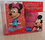 1 x Disney Mickey Minnie Mouse Chocolate EASTER 2014 chocolate treat + egg holder-IMPORTED-SHIPPING FROM USA