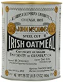 Mccanns Steel Cut Oatmeal, 28-Ounce Tin (Pack of 4)