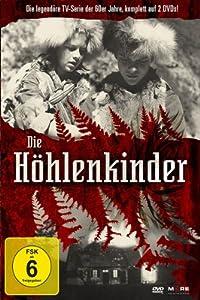 Die Höhlenkinder - Die komplette Serie [2 DVDs]