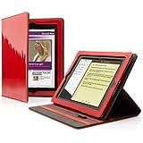 Cygnett High-Gloss Folio with Multi-View Stand for iPad 2 -CY0298CIGLA