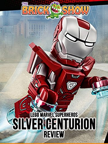 LEGO Marvel Superheroes Silver Centurion Review