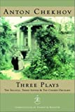 Image of Three Plays: The Sea-Gull, Three Sisters & The Cherry Orchard (Modern Library)