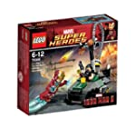 Lego Marvel Super Heroes 76008 - Iron...