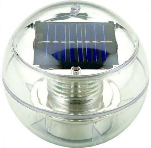 """Solarleuchte """"Bowl"""" mit LED farbwechselnd"""