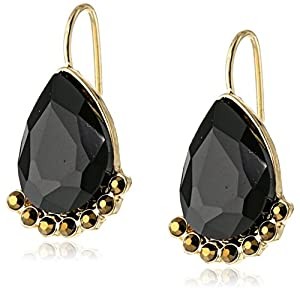 Jessica Simpson Pear Small Drop Earrings