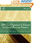 2014 Tax Organizer & Planner for Smal...