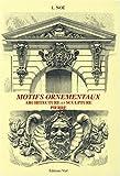 echange, troc L. Noé - Motifs ornementaux : Architecture et sculpture volume 2 : pierre