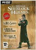 echange, troc Sherlock Holmes Trilogie