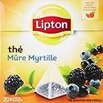 Lipton Th� parfum� mure myrtille 20 s...