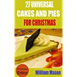 27 UNIVERSAL CAKES AND PIES  FOR CHRISTMAS ~ WILLIAM MASON