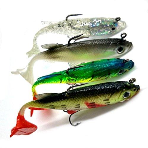 какие приманки брать на рыбалку