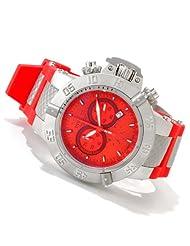 Invicta Men's 1379 Subaqua Noma III Chronograph Red Dial Watch
