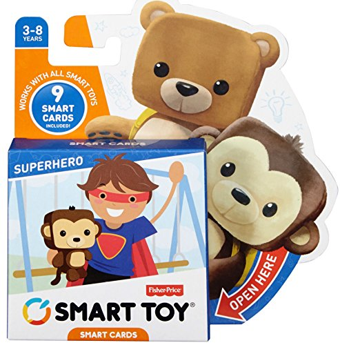 Fisher-Price Smart Cards - Super Hero (Peanuts Fisher compare prices)