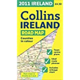 2011 Collins Map of Ireland
