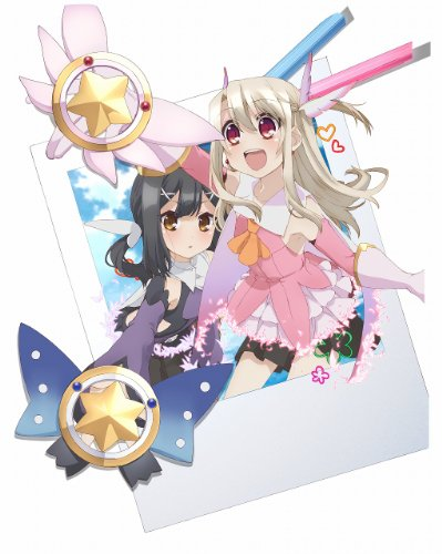 Fate/Kaleid liner プリズマ☆イリヤ 第1巻 [Blu-ray]