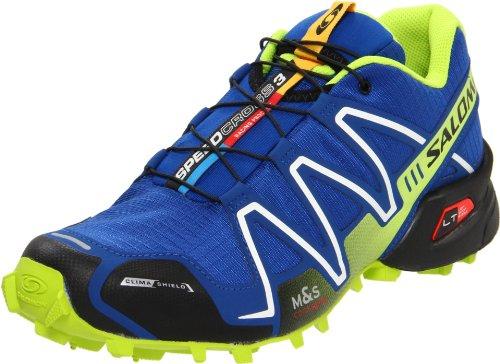 Salomon Speedcross 3 CS Trail Running Shoes - 12.5