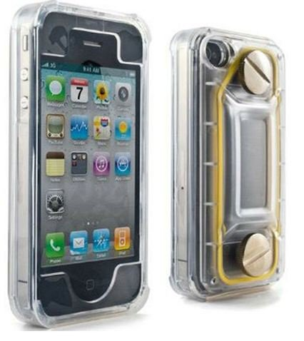 custodia per iphone 4s subacquea