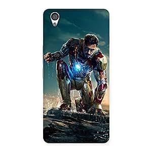 Premier Preparation Multicolor Designer Back Case Cover for OnePlus X