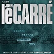 Tinker, Tailor, Soldier, Spy: The Karla Trilogy, Book 1 | John le Carre