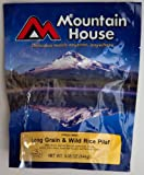 Mountain House Standard Pouch, Long Grain & Wild Rice Pilaf