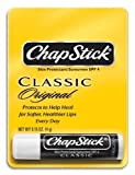 ChapStick, Original, 0.15-Ounce Sticks (Pack of 24)