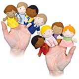 Little Children Finger Puppets
