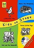 Image de Kids on Stage: 4 Theaterstücke & Fakten zum Thema - inklusive Audio-CD - Little Red Hen,