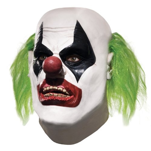 Batman Arkham City HENCHMAN Deluxe Full Head Latex Mask