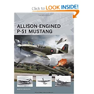 Allison-Engined P-51 Mustang (Air Vanguard) Martyn Chorlton and Adam Tooby