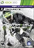 Tom Clancys Splinter Cell Blacklist - Xbox 360