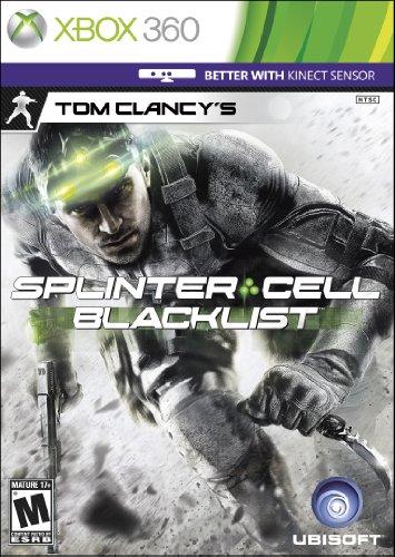 Tom Clancy's Splinter Cell Blacklist - Xbox 360